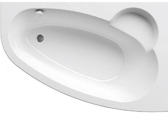 Ванна Ravak Asymmetric 160x105 R (C471000000)