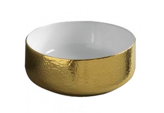 Умивальник на стільницю ArtCeram Cognac 42, gold orange (COL0010160)