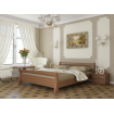 Двоспальне ліжко Естелла Діана 160х190 буковий масив (DV-11.2)