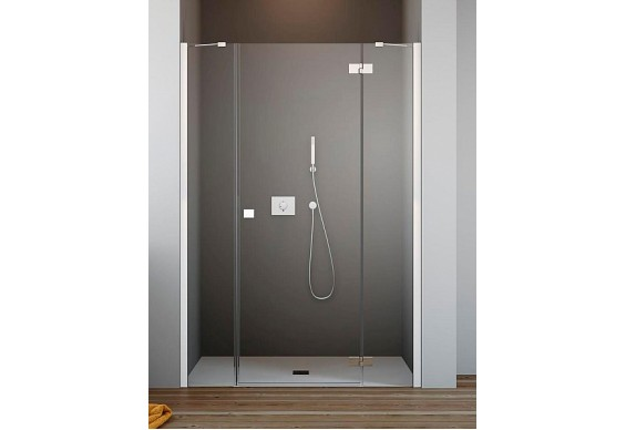 Душові двері в нішу Radaway Essenza New DWJS 120 праві (385031-01-01R)