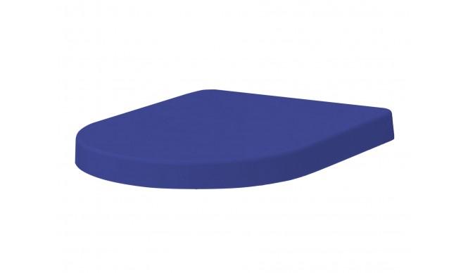 Сидіння soft-close з кришкою для унітазу ArtCeram File 2.0, blue sapphire (FLA00216)