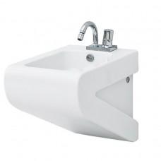 Підвісне біде ArtCeram La Fontana, white (LFB0010100)