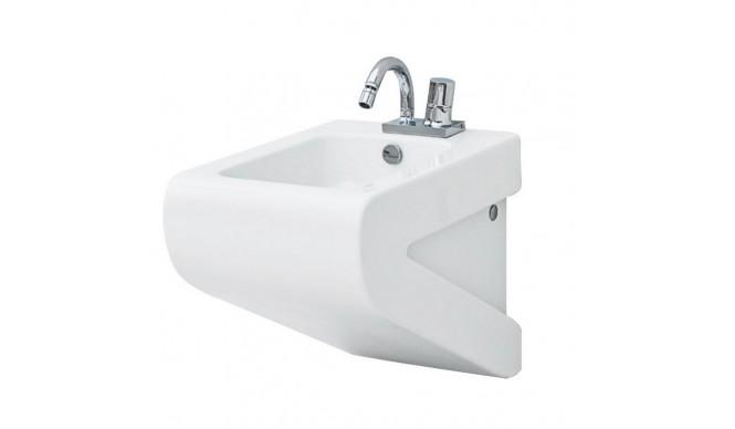 Підвісне біде ArtCeram La Fontana, glossy white (LFB0010100)