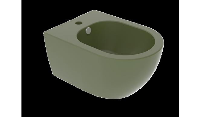 Підвісне біде GSG LIKE 52,5 см Olive (LKBISO026)