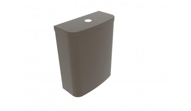 Бачок для унітазу GSG LIKE 69, 36x17xh46,5 см matt Coffe (LKCIMBL018)