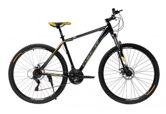 """Велосипед Oskar 29"""" 550, чорно-жовтий (29-1848-ye)"""