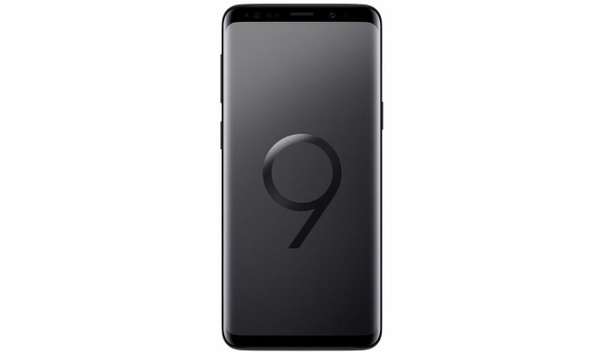 Смартфон Samsung Galaxy S9 G960F-DS 4/64GB black (SM-G960FZKDSEK)