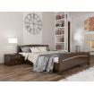Двоспальне ліжко Естелла Венеція 140х190 буковий щит (DV-01.2)