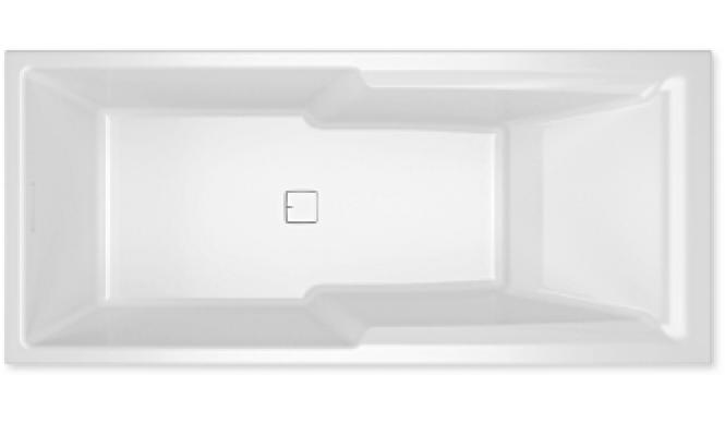 Ванна Riho Still Shower ELITE 180x80 см, R (BD17005)