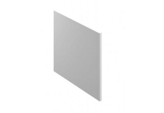 Бокова панель для ванни Polimat 65 см, білий (00557)