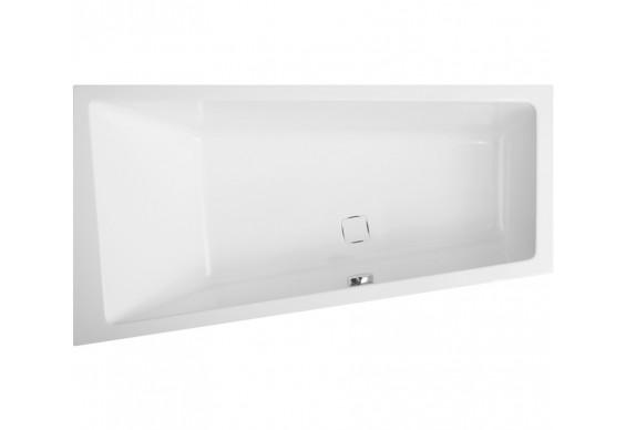 Ванна Vagnerplast Cavallo Offset 160x90 см, ліва (VPBA169CAV3LX-01)