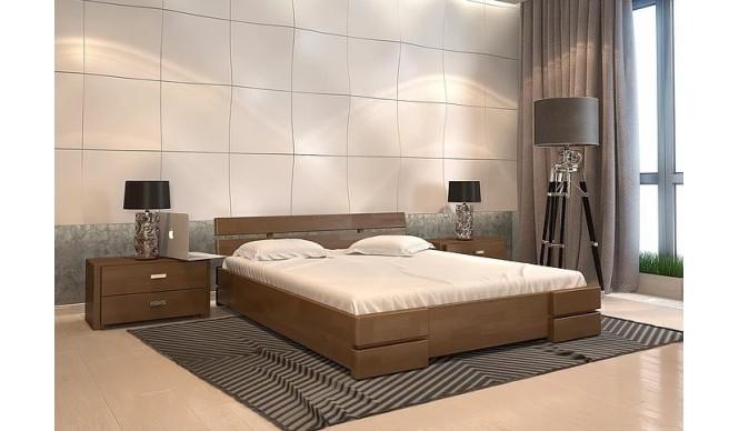 Двоспальне ліжко Арбор Древ Далі 160х190 сосна (AS160.2)