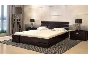 Двоспальне ліжко Арбор Древ Далі Люкс з підйомним механізмом 180х200 сосна (DLS180)