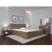 Двоспальне ліжко Арбор Древ Доміно 140х200 сосна (DD140)