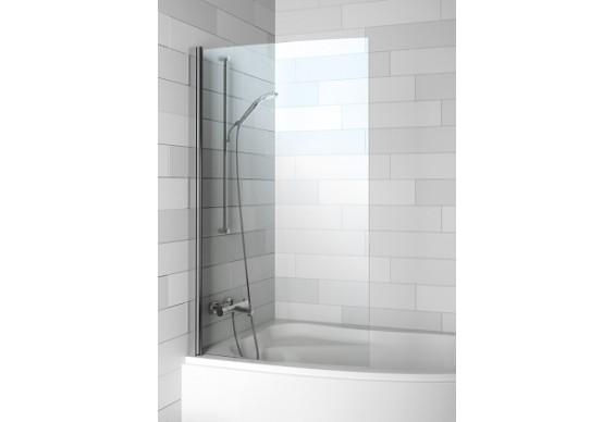 Шторка для ванни Riho NOVIK Z108 Lyra 140/153,5*/170, 885-899 мм, ліва (GZT91000891)