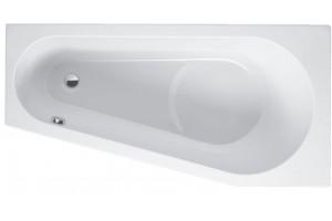 Ванна Riho Delta асиметрична 150x80 см, L (BB81)