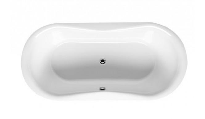 Ванна Riho Lugano окремостояча 190*90 см + ніжки (BA78)
