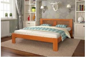 Двоспальне ліжко Арбор Древ Шопен 160х200 бук (HB160)