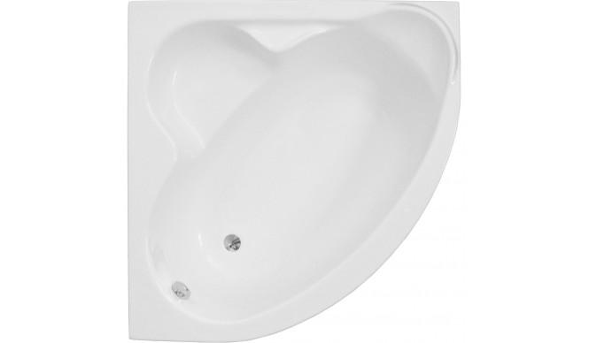 Ванна Polimat Standard кутова 120х120 + ніжки (00205)