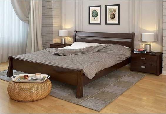 Двоспальне ліжко Арбор Древ Венеція 180х200 бук (VB180)