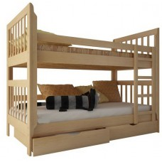 Двоярусне ліжко Берест Заріна 80х190 (BR39)