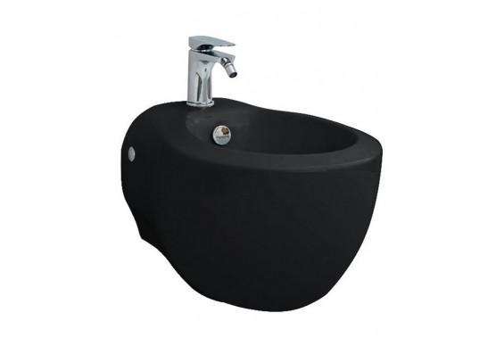 Підвісне біде ArtСeram Blend, glossy black (BLB0010300)
