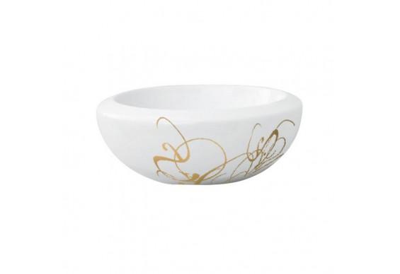 Умивальник чаша ArtСeram Blend, gold lettering (BLL0010106)