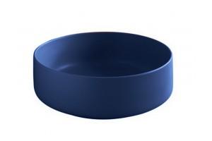 Умивальник на стільницю ArtCeram Cognac 35, blue sapphire (COL0041500)