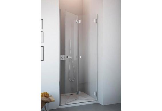 Душові двері в нішу Radaway Сarena DWB 90 праві, коричневе (34502-01-08NR)