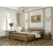 Двоспальне ліжко Естелла Діана 180х190 буковий масив (DV-12.2)