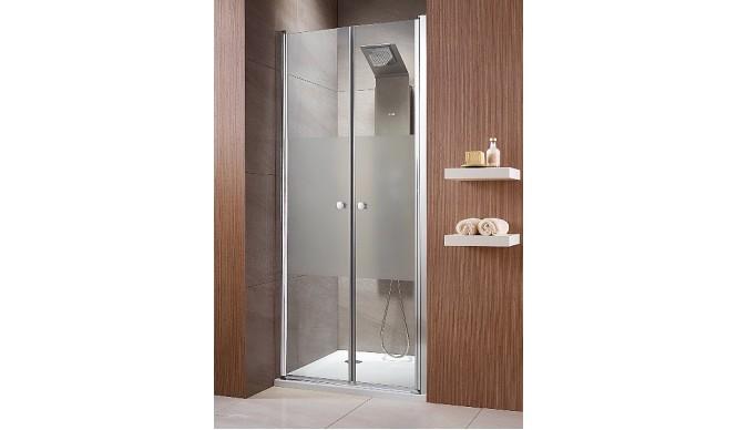 Душові двері в нішу Radaway Eos DWD 80, інтимато (37713-01-12N)