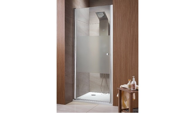 Душові двері в нішу Radaway Eos DWJ 80, інтимато(37913-01-12N)