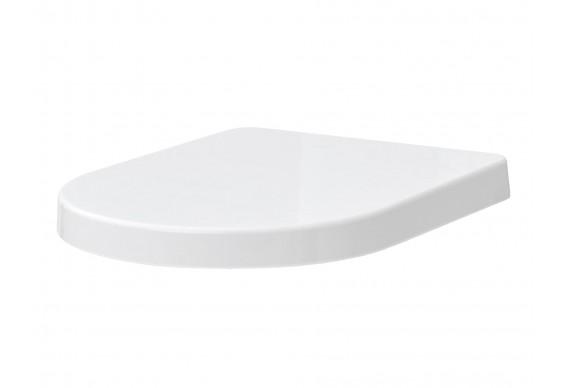 Сидіння з кришкою для унітазу ArtCeram File 2.0, glossy white (FLA00301)