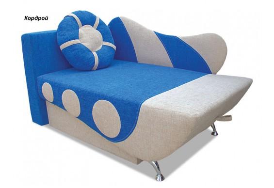 Дитячий диван ТМ Віка Кораблик 70x145 (VK005)