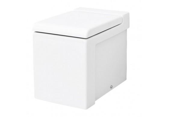 Підлоговий унітаз ArtCeram La Fontana, white (LFV0050100)