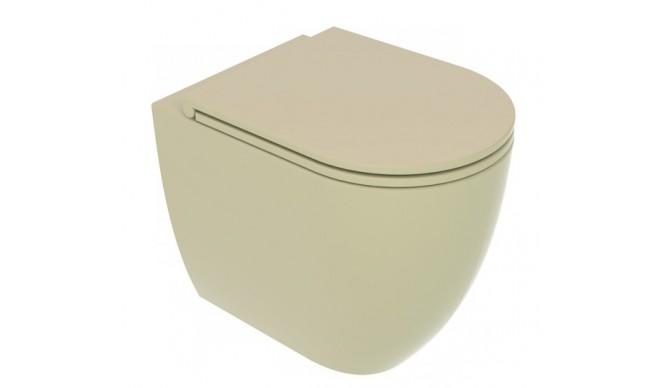 Унітаз підлоговий GSG LIKE 52,5 см Smart Clean matt Miele (LKWC01016)