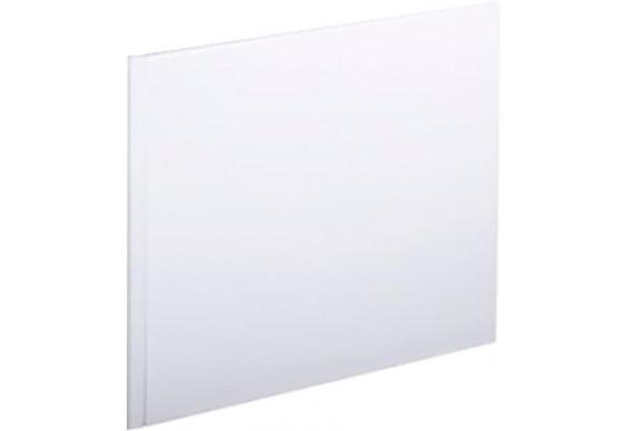 Бокова панель для прямих ванн Excellent 80x58 см, біла (OBEX.080.58WH)