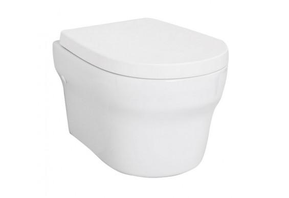 Підвісний унітаз ArtCeram Pop, white (POV0010100)