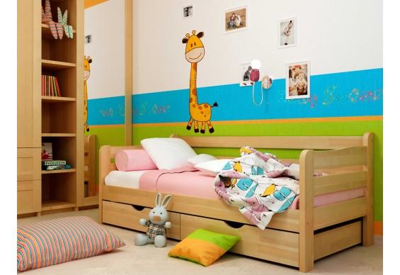 Дитяче ліжко НеоМеблі Соня 2 80х190 (NM13)