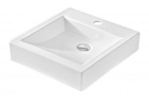 Підвісний умивальник ArtCeram Fuori classe, white (TFL0170100)