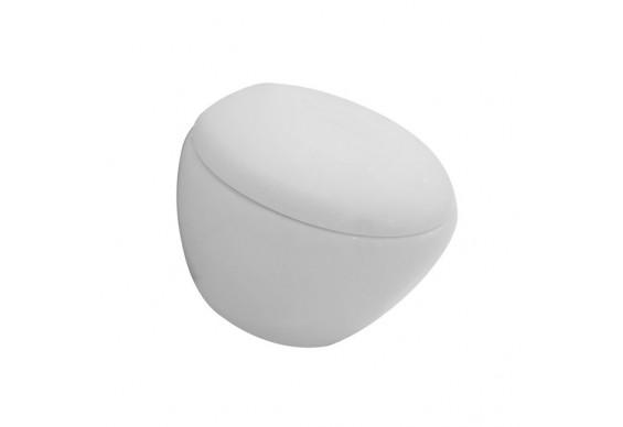 Підлоговий унітаз GSG TOUCH 55 см Smart Clean white glossy (TOWC01SC000)
