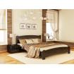 Односпальне ліжко Естелла Венеція Люкс 90х200 буковий масив (OL-17)