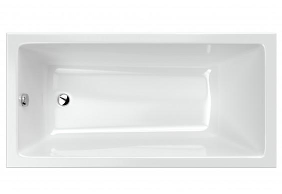 Ванна Radaway Kea 160x75 + ніжки (WA1-04-160x075U)