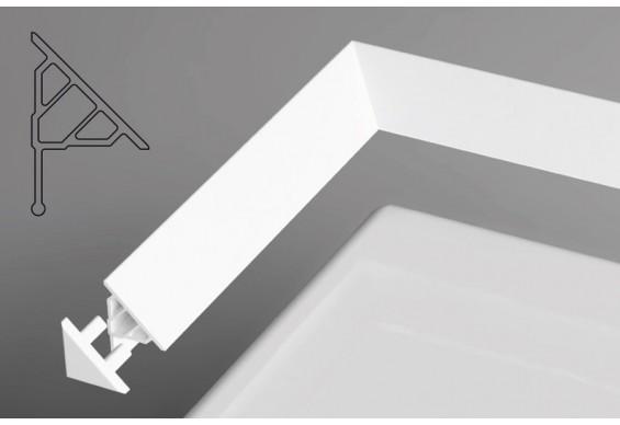 Декоративна планка Ravak 10/2000, біла (XB451100001)