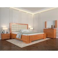 Двоспальне ліжко Арбор Древ Амбер 160х200 бук (FD160)