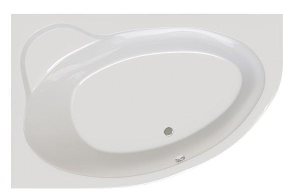 Ванна Ravak Asymmetric II 160x105 L (CB51000000)