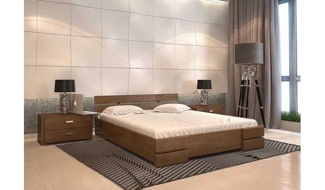 Односпальне ліжко Арбор Древ Далі 120х200 сосна (AS120)