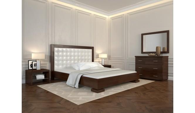 Двоспальне ліжко Арбор Древ Подіум 160х200 бук (DP160)