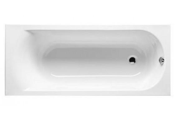 Ванна Riho Miami пряма 160x70 см + ніжки (ВВ60)