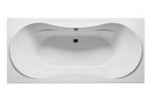 Ванна Riho Supreme пряма 180x80 см (BA55)